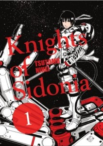 Knights of Sidonia Volume 1