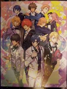 Uta no Prince-sama Amazing Aria Sweet Serenade Love Premium Princess Box Front