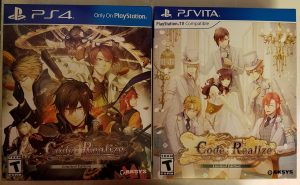 Code Realize Future Blessings / Bouquet of Rainbows Limited Edition Box front