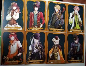 Code: Realize Future Blessings / Bouquet of Rainbows Limited Edition Bromides