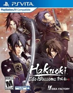 Hakuoki: Edo Blossoms