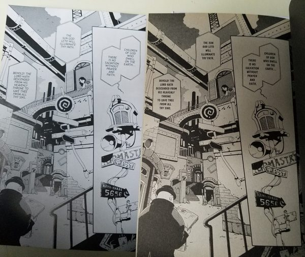 Fullmetal Alchemist original vs Fullmetal Edition comparison 1