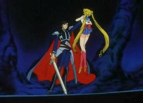 Sailor Moon vs Endymion