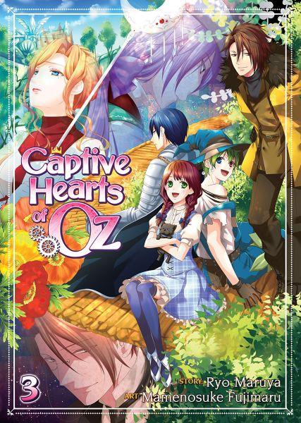 Captive Hearts of Oz Volume 3
