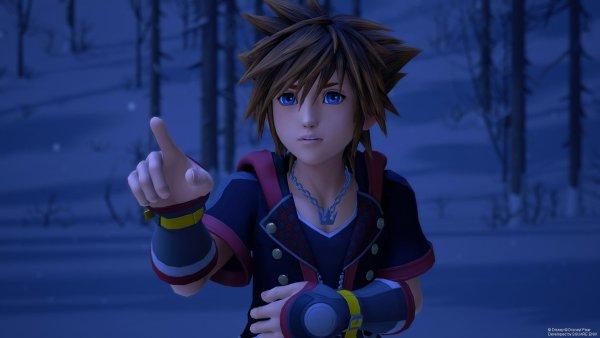 Kingdom Hearts III Screenshot 1