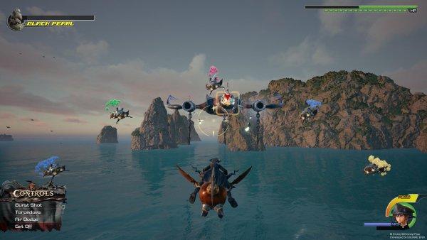 Kingdom Hearts III Screenshot 6