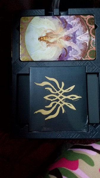 Fire Emblem: Three Houses Seasons of Warfare Edition Open box