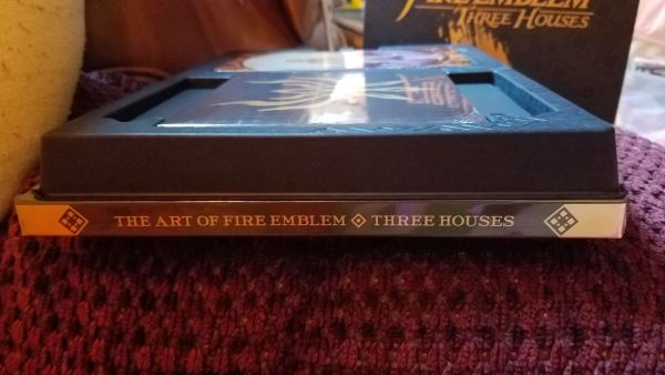 Fire Emblem: Three Houses Seasons of Warfare Edition Open box