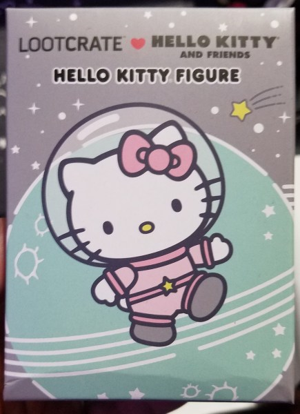 Hello Kitty and Friends Crate Out of this World: Figure