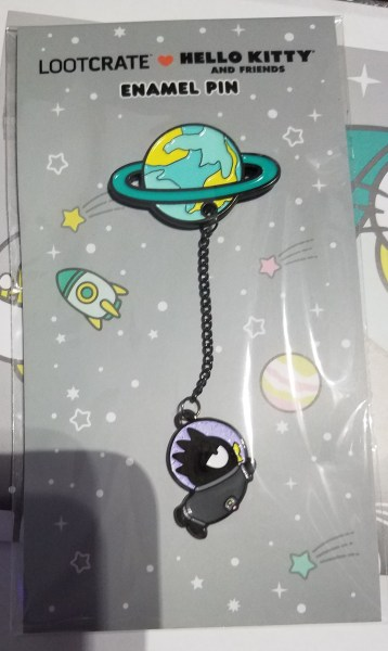 Hello Kitty and Friends Crate Out of this World: Pin