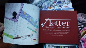 Root Letter: Last Answer Day One Edition art book