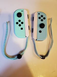 Animal Crossing Switch Console Joy-Cons