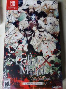 Collar x Malice -Unlimited- Box