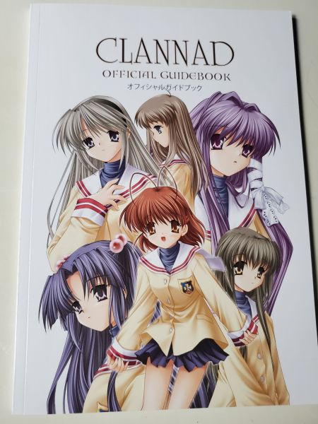 CLANNAD Collector's Edition Book