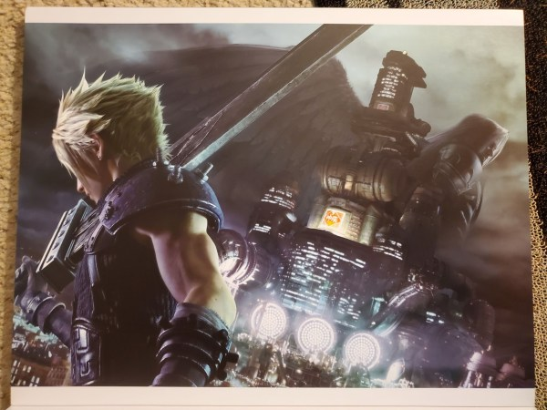 Final Fantasy VII Poster Collection Sample 1