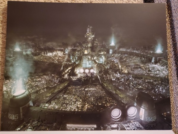 Final Fantasy VII Poster Collection Sample 2