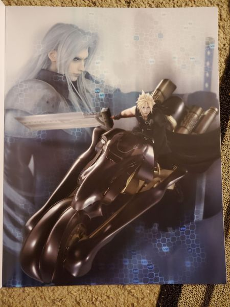 Final Fantasy VII Poster Collection Sample 5