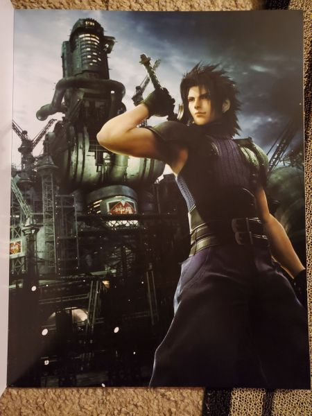 Final Fantasy VII Poster Collection Sample 8