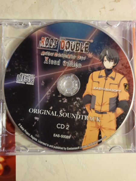 ROOT√DOUBLE -Before Crime * After Days- Xtend Edition CD