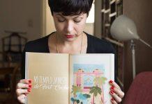 Gaia Passarelli autora do livro Mas você vai sozinha? (foto: Camila Svenson)