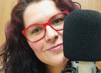 Pa Moreno, produtora e apresentadora do Sons de Pira