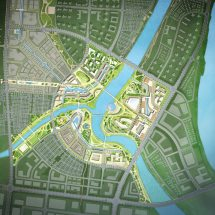 Busan Eco Delta City Special District Master Plan - Jaud