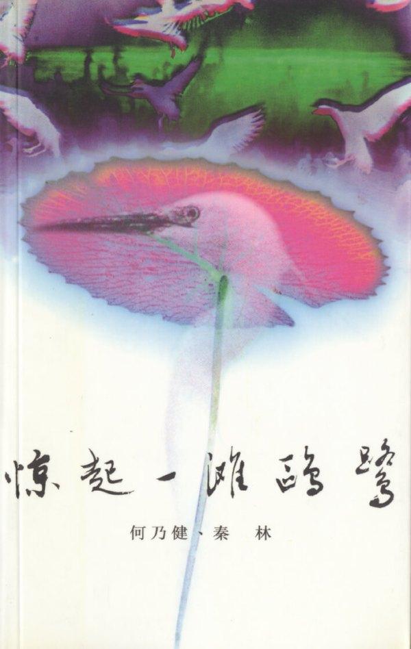 惊起一滩鸥鹭(备注:书籍发黄)