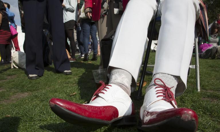 「穿我的鞋走一英里」