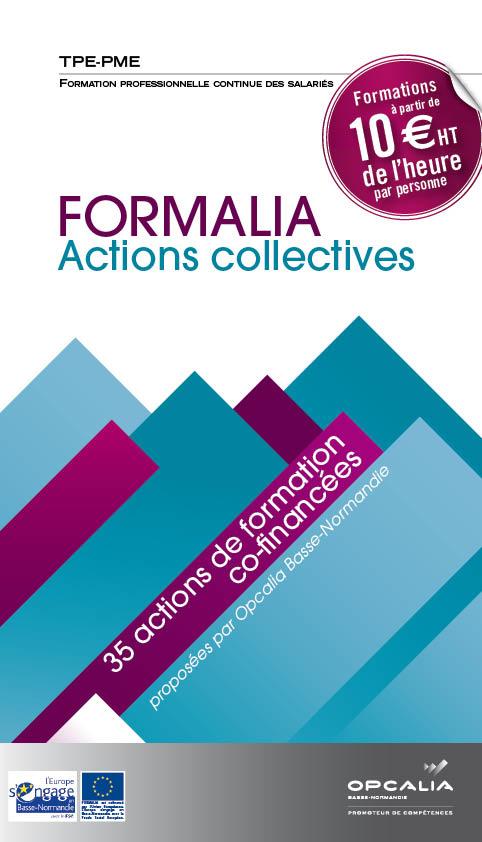 Guide actions collectives pour Opcalia par DAJM communication RH
