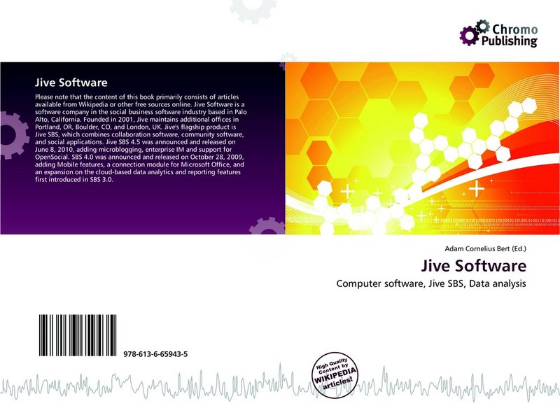 JIVE software, analyse et étude réalisée par Dajm agence de communication RH, RSE et marque employeur à Paris