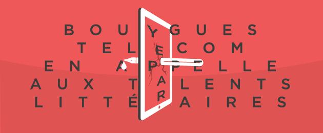 bouygues telecom recherche les talents littéraires-Dajm agence de communication 100% RH marque employeur