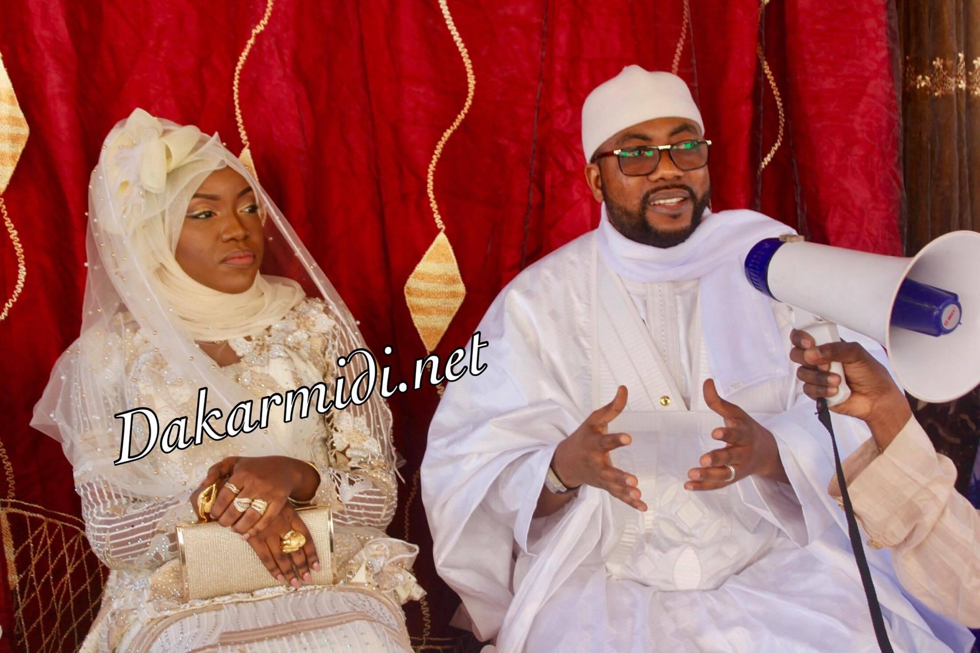 Week-end de célébration de mariages pour Sheikh Alassane Sène à Ouest foire et à Rufisque (images)