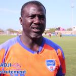 Seydou Kerfallah Badji, adjoint à la cellule du recrutement à Dakar Sacré-Coeur.