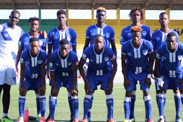 Equipe de Dakar Sacré-Coeur