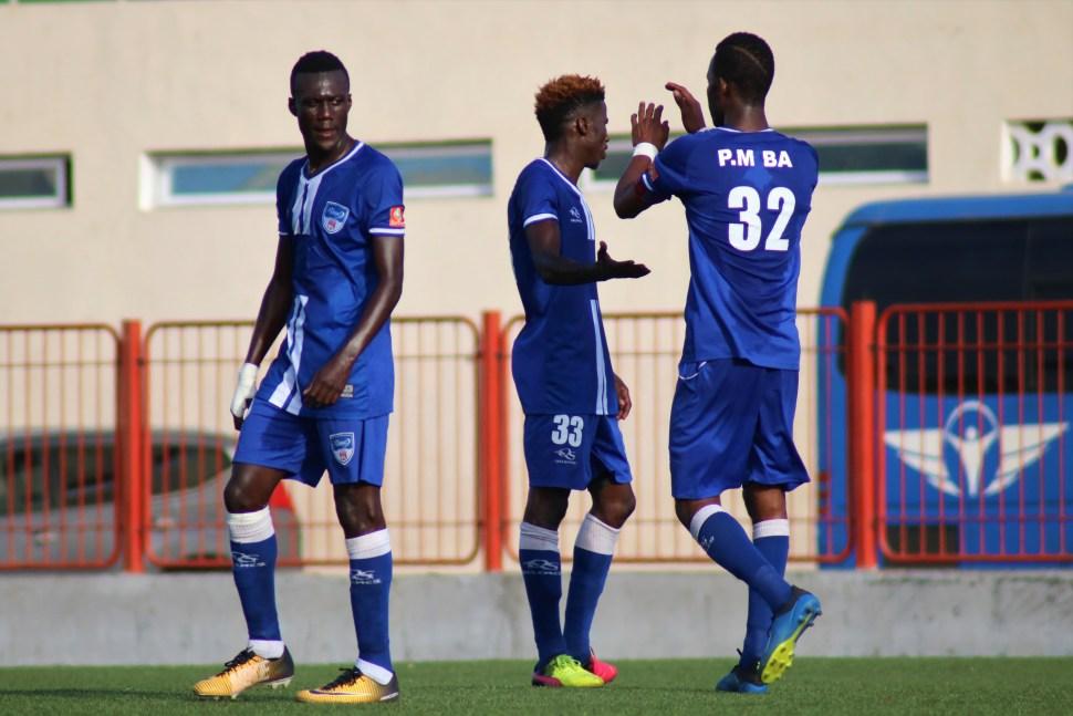 Alassane Ndao, Moussa Sané, Pape Meissa Ba