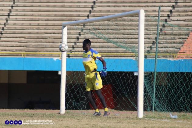 Dakar Sacré-Cœur vs ASC Jaraaf / Abdallah Dieng