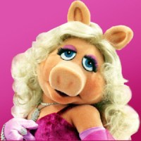 Miss Piggy dei Muppet Show,vincitrice del Sackler Center First Award 2015.