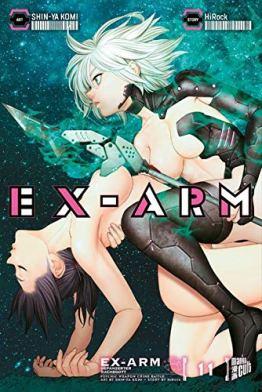 EX-ARM 11 erotischer Manga