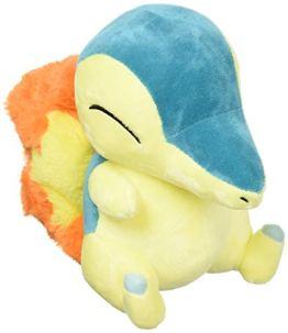 Pokemon Original Plüschtier Feurigel 20cm