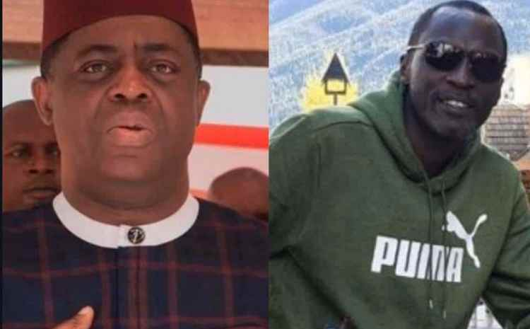 You will be hanged from the neck until u die – FFK and Kayode Ogundamisi fights publicly after Olisa Metuh conviction