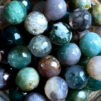 Agate indienne