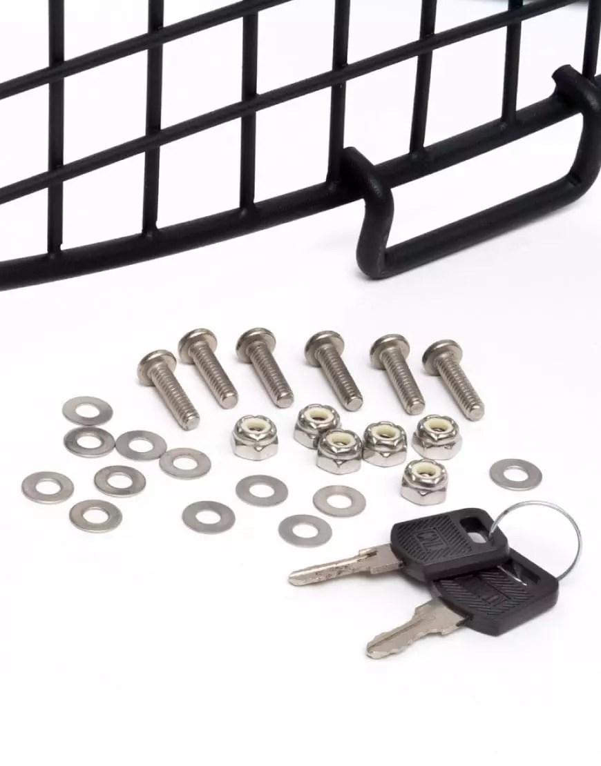 nuts and bolts plus keys for Dakota 283 door upgrade kit