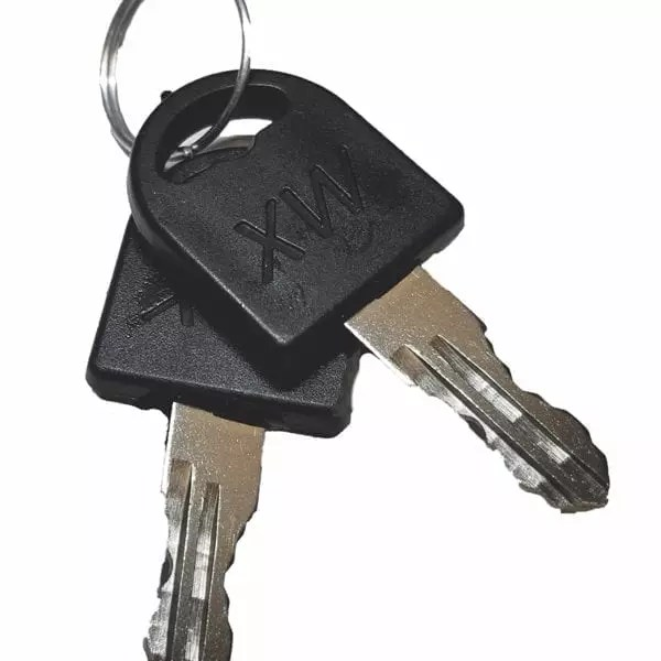 Replacement Keys for Frame door kennels