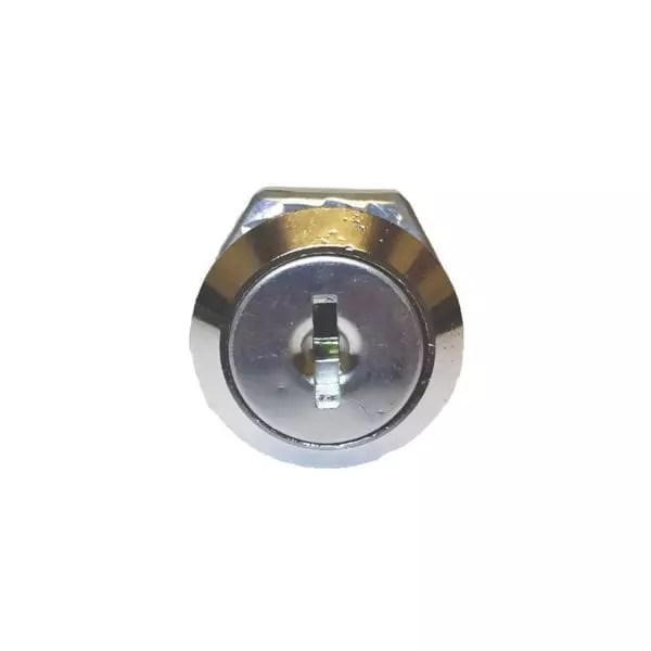 Replacement lock for frame door kennels