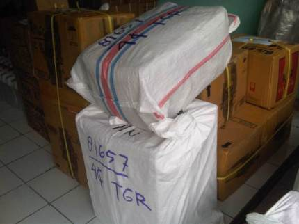 Packing Karung