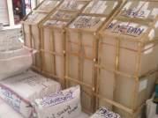 Packing Kayu & Kardus
