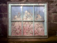 Old Window Frames | dakotadaisy