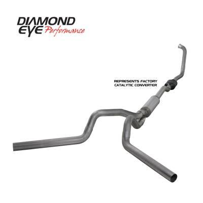 Diamond Eye Performance #K4336S-RP 2003-2007 FORD 6.0L