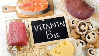 vitamin b12 deficiency in the elderly