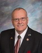 Senator Ernie Otten (R-6/Tea), progenitor of bad amendments to Senate Bill 69.